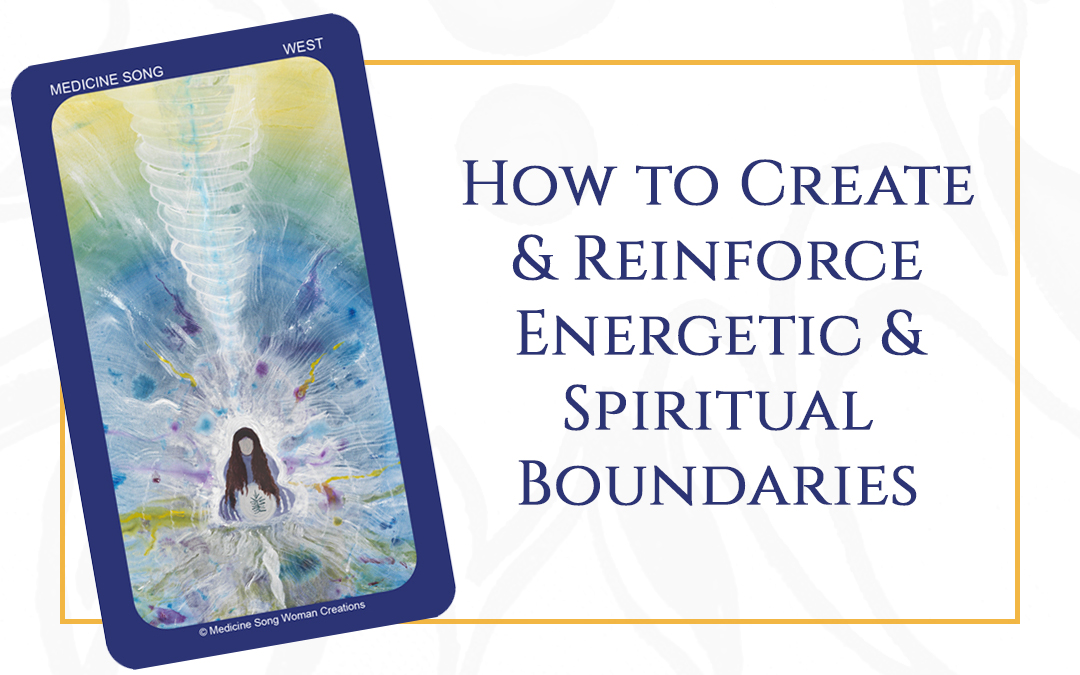 How to Create & Reinforce Energetic & Spiritual Boundaries #TruthbyBrenda