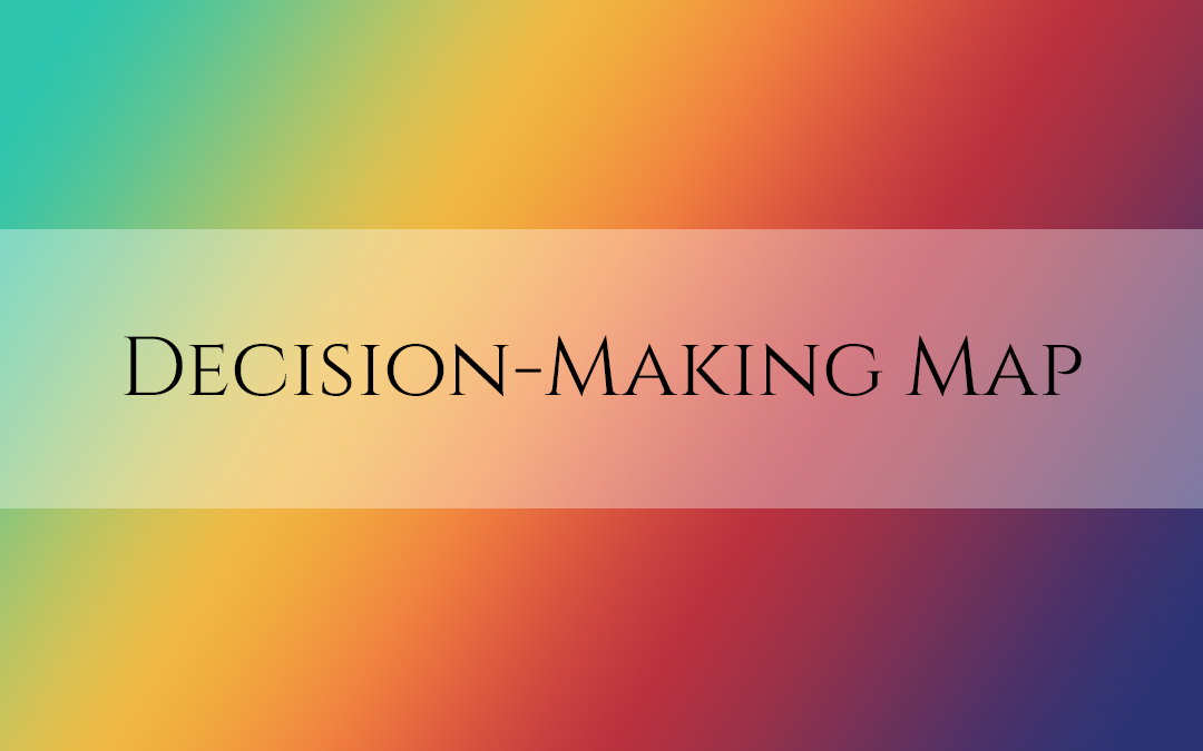 Decision-Making Map #TruthbyBrenda