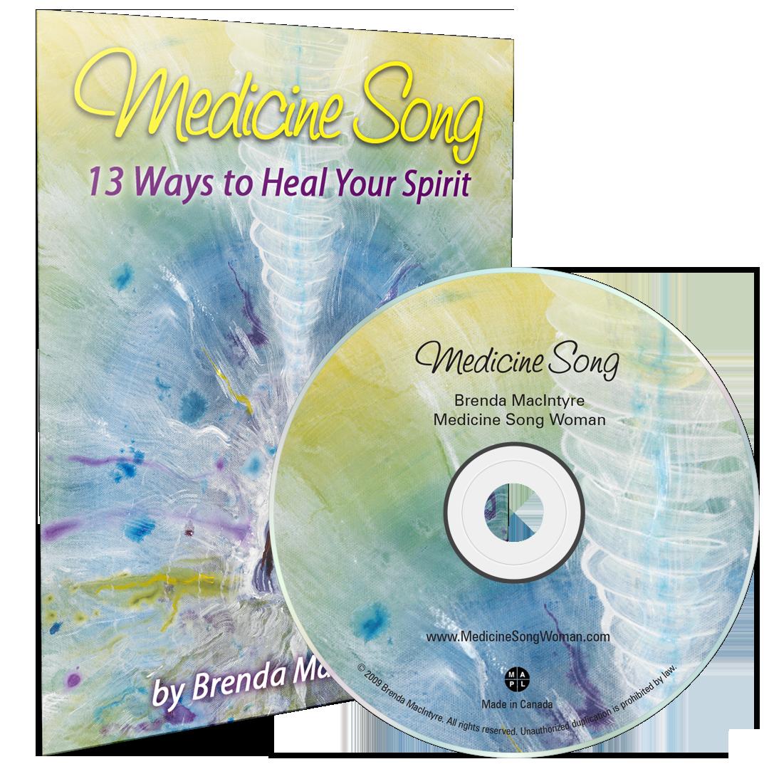 Medicine Song Digital Audio + eBook