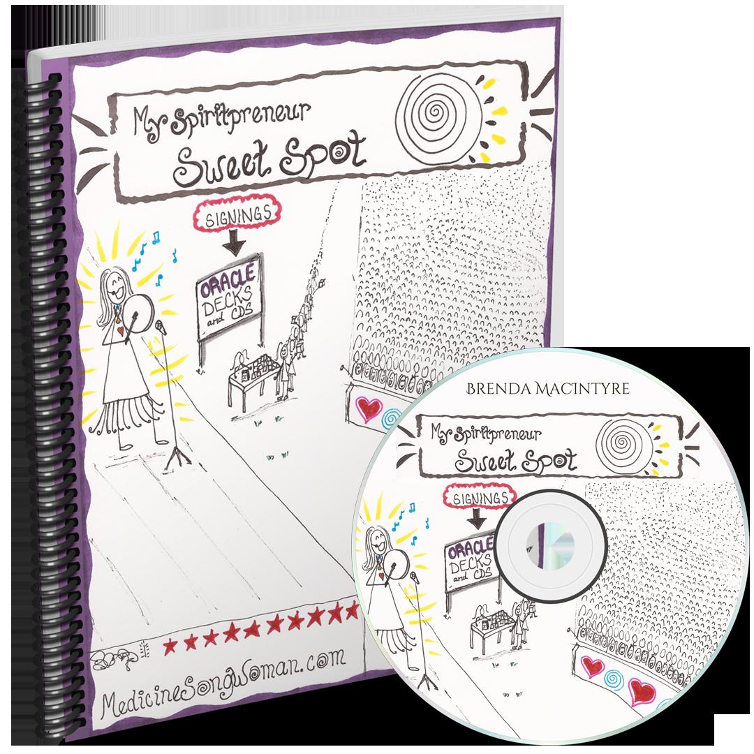 Spiritpreneur Sweet Spot Discovery Kit