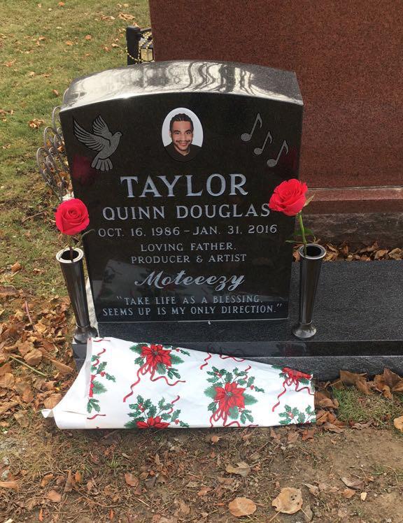 My son Quinn died by gun violence in 2016